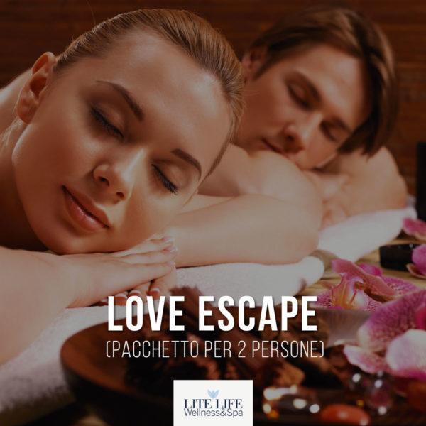 Love Escape - Pacchetto