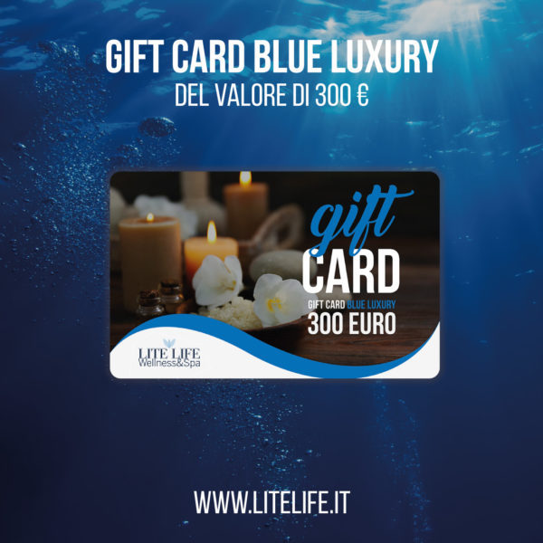 Gift Card Blue