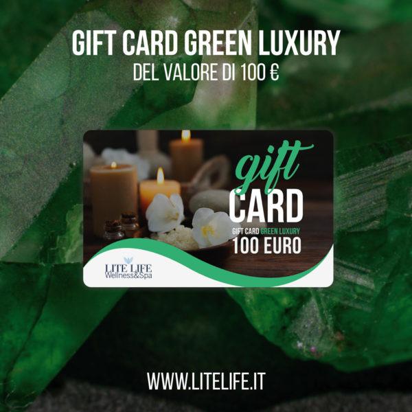 Gift Card Green
