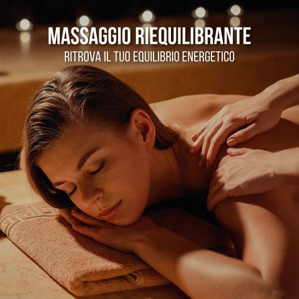 massaggio riequilibrante