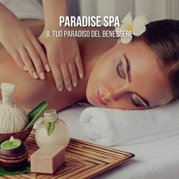 paradise spa offerta scrub e massaggio